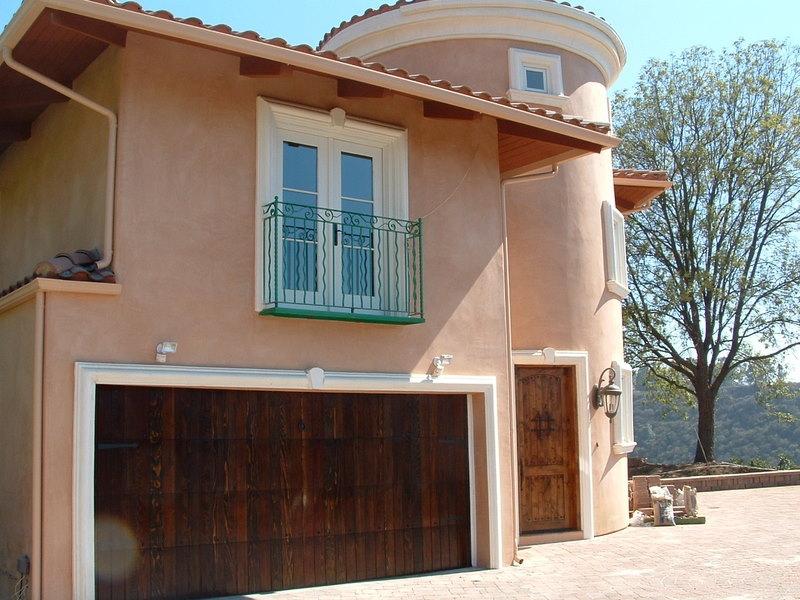 Photo gallery exterior stucco paint windows and doors - Exterior paint for doors gallery ...