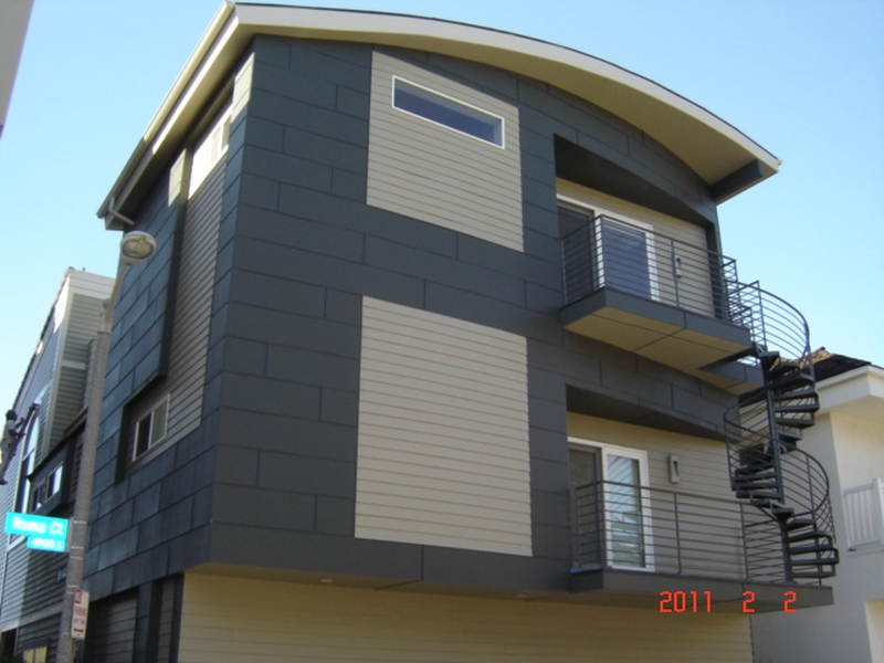 Exterior Stucco, Paint, Windows And Doors