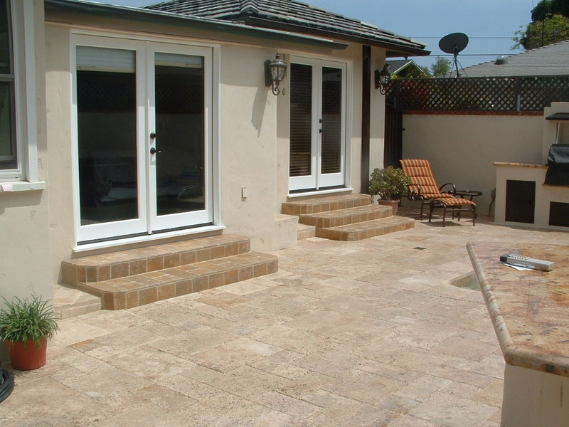 Outdoor living bathroom remodeling orange county - Exterior paint coverage on stucco ...