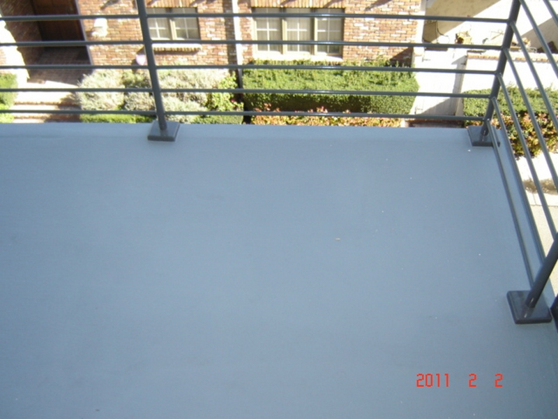 Roof Amp Waterproof Deck Bathroom Remodeling Orange County Hardwood